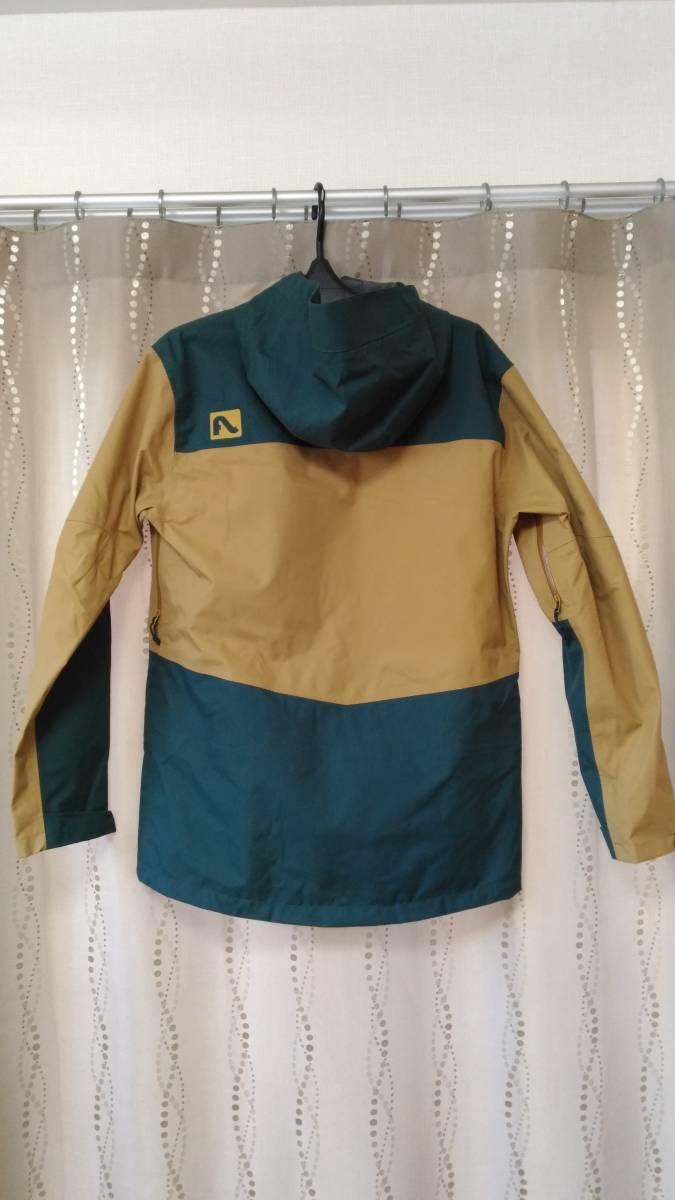 【2回着用】FLYLOW Quantum Jacket & Baker Bib Size US-S 【中古美品】_画像3