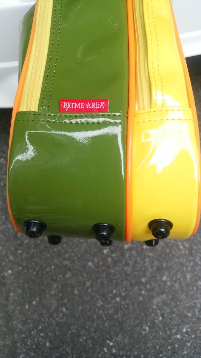 プライムエリア へらバック&ロッドケース PA-05 オリーブ 美品!!_画像5