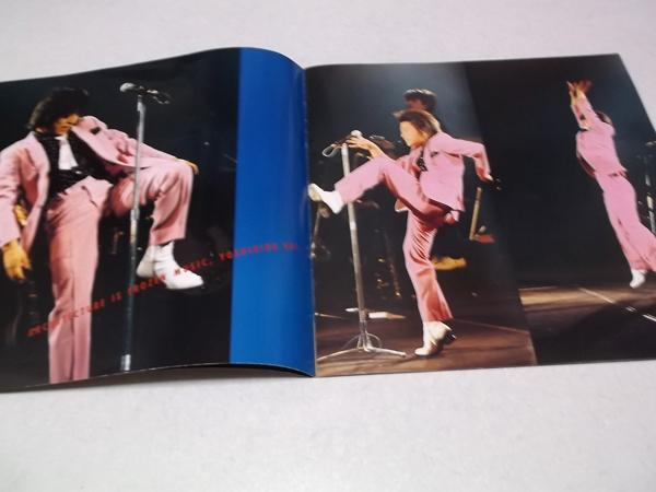 - 甲斐バンド 【 1985ツアーパンフ LOVE MINUS ZERO TOUR 】 甲斐よしひろ_画像2