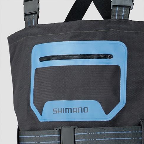 シマノ FF-045S アドバンスウェーダー(カットピンフェルト) ブルー M