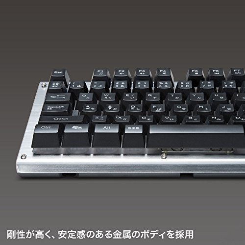 サンワサプライ バックライト機能付きキーボード USB-A メンブレン 109キー/日本語109A配列 SKB-WAR3_画像5