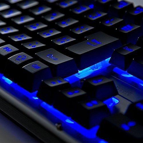 サンワサプライ バックライト機能付きキーボード USB-A メンブレン 109キー/日本語109A配列 SKB-WAR3_画像2