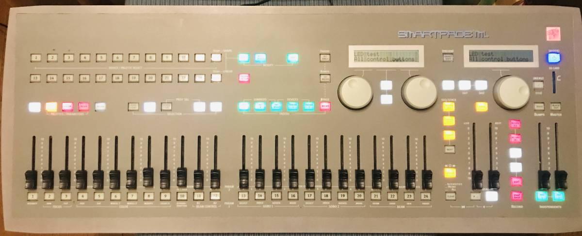 ETC Smartfade ML DMX 照明卓 ムービング 調光 コントローラー 舞台照明