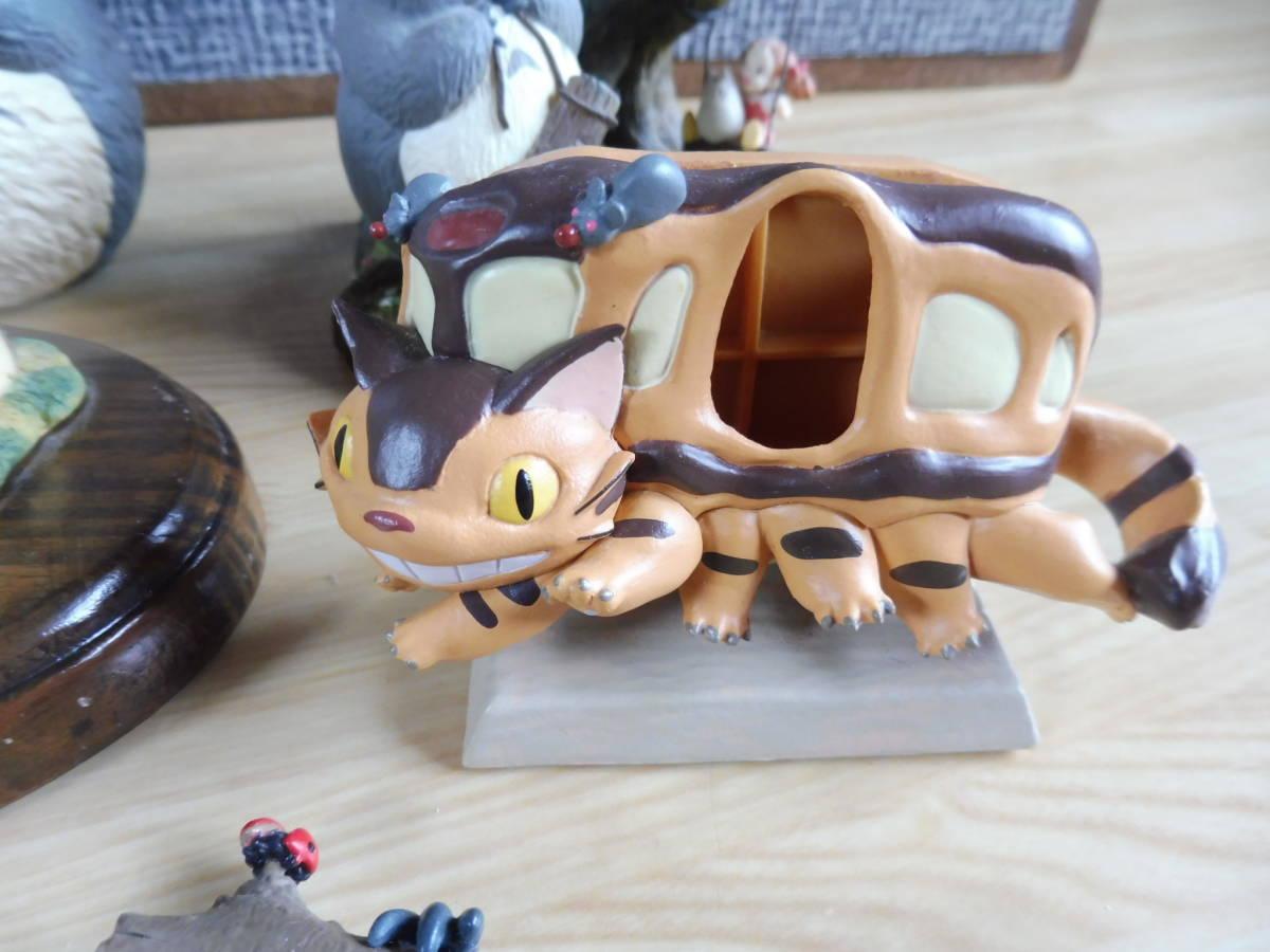となりのトトロ フィギュア いろいろ スタジオジブリ 宮崎駿監督 貴重品 レア 新品もあります_画像7