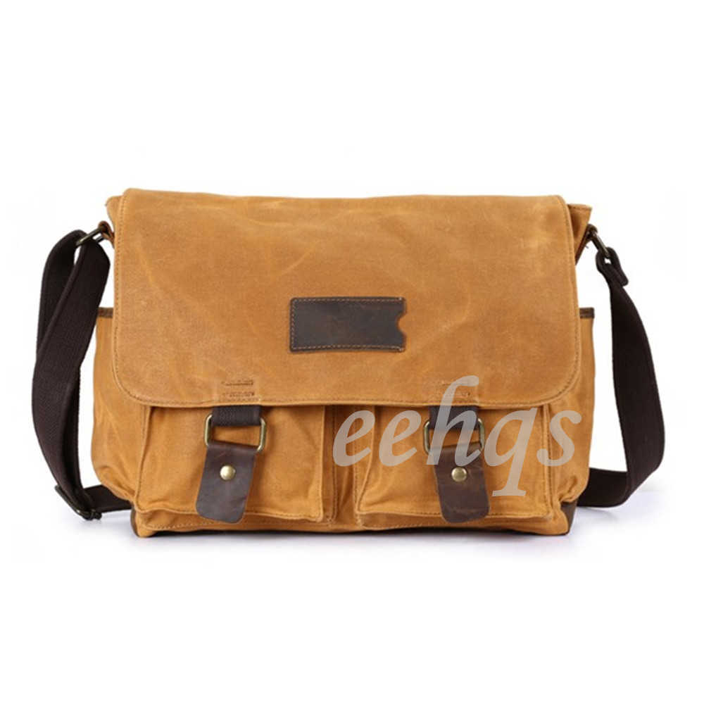 * finest quality. feeling of quality * uniqueness shoulder bag men's campus cow leather messenger bag commuting bag business bag IPAD storage gentleman for A099-A