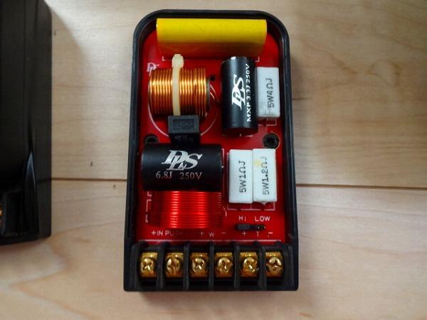 ジャンク DLS UP6 ULTIMATE PRO シリーズ 6.5 インチ スピーカー ツィーター ウーハー スカンジナビア 6.5 16.5cm 2Way クロスオーバ-_画像6