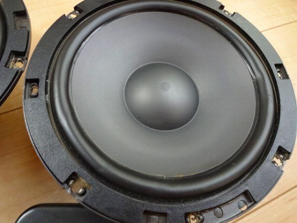 ジャンク DLS UP6 ULTIMATE PRO シリーズ 6.5 インチ スピーカー ツィーター ウーハー スカンジナビア 6.5 16.5cm 2Way クロスオーバ-_画像4