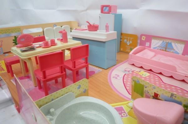 KZ83A 1円~ リカちゃんハウス 人形 家具 洋服 おもちゃ まとめて 大量セット ドーナツショップ ペットショップ TAKARA_画像6