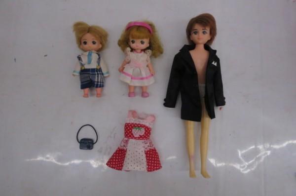 KZ83A 1円~ リカちゃんハウス 人形 家具 洋服 おもちゃ まとめて 大量セット ドーナツショップ ペットショップ TAKARA_画像10