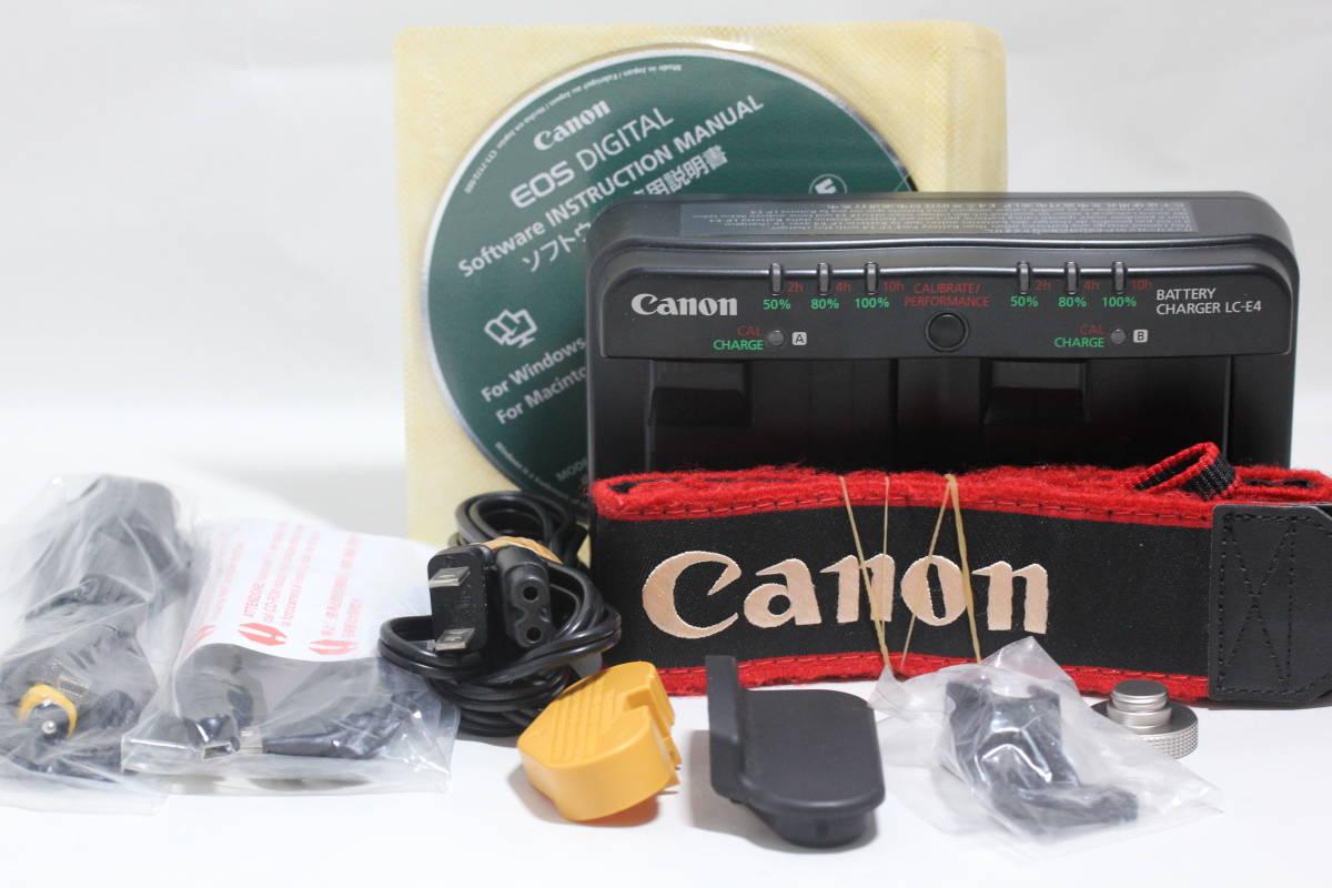 ☆動作確認済み☆ Canon EOS-1 D Mark IV Body _画像2