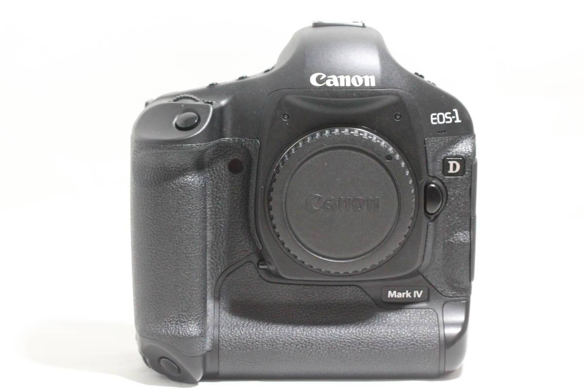 ☆動作確認済み☆ Canon EOS-1 D Mark IV Body _画像3