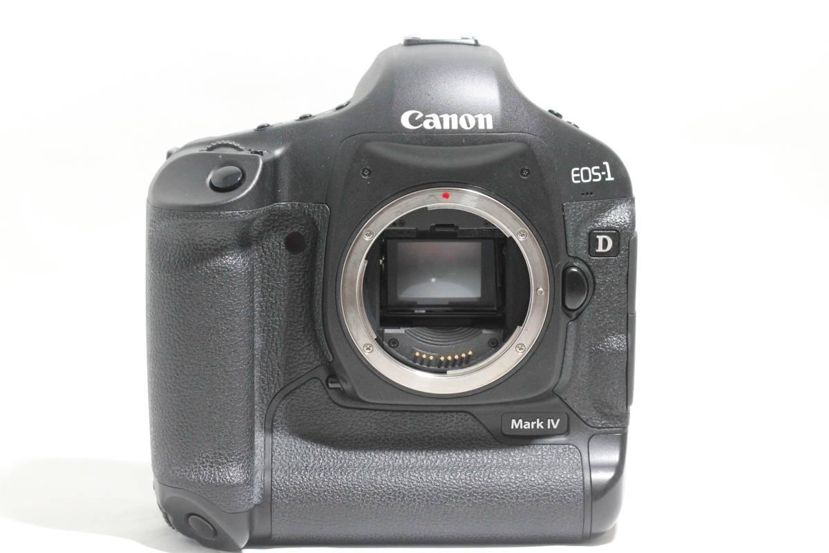☆動作確認済み☆ Canon EOS-1 D Mark IV Body _画像4