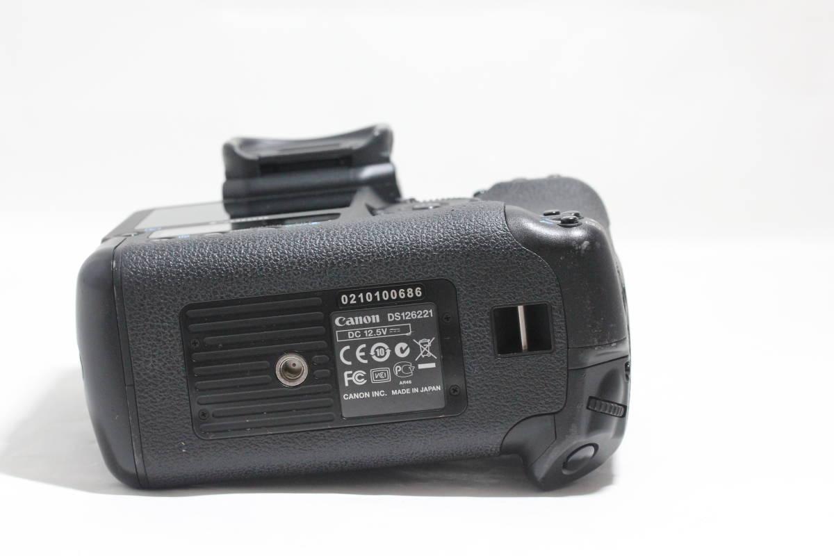 ☆動作確認済み☆ Canon EOS-1 D Mark IV Body _画像7