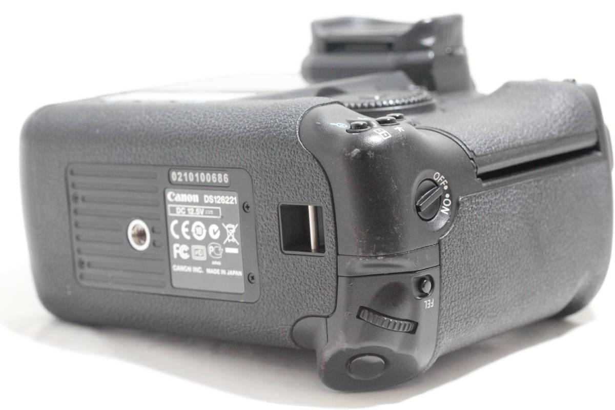 ☆動作確認済み☆ Canon EOS-1 D Mark IV Body _画像8