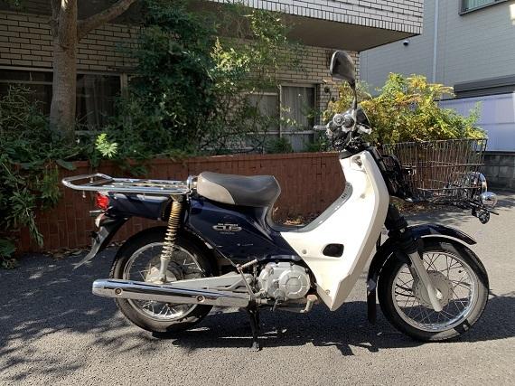 ホンダ スーパーカブ50 プロ (AA04型) 全国発送OK_画像2