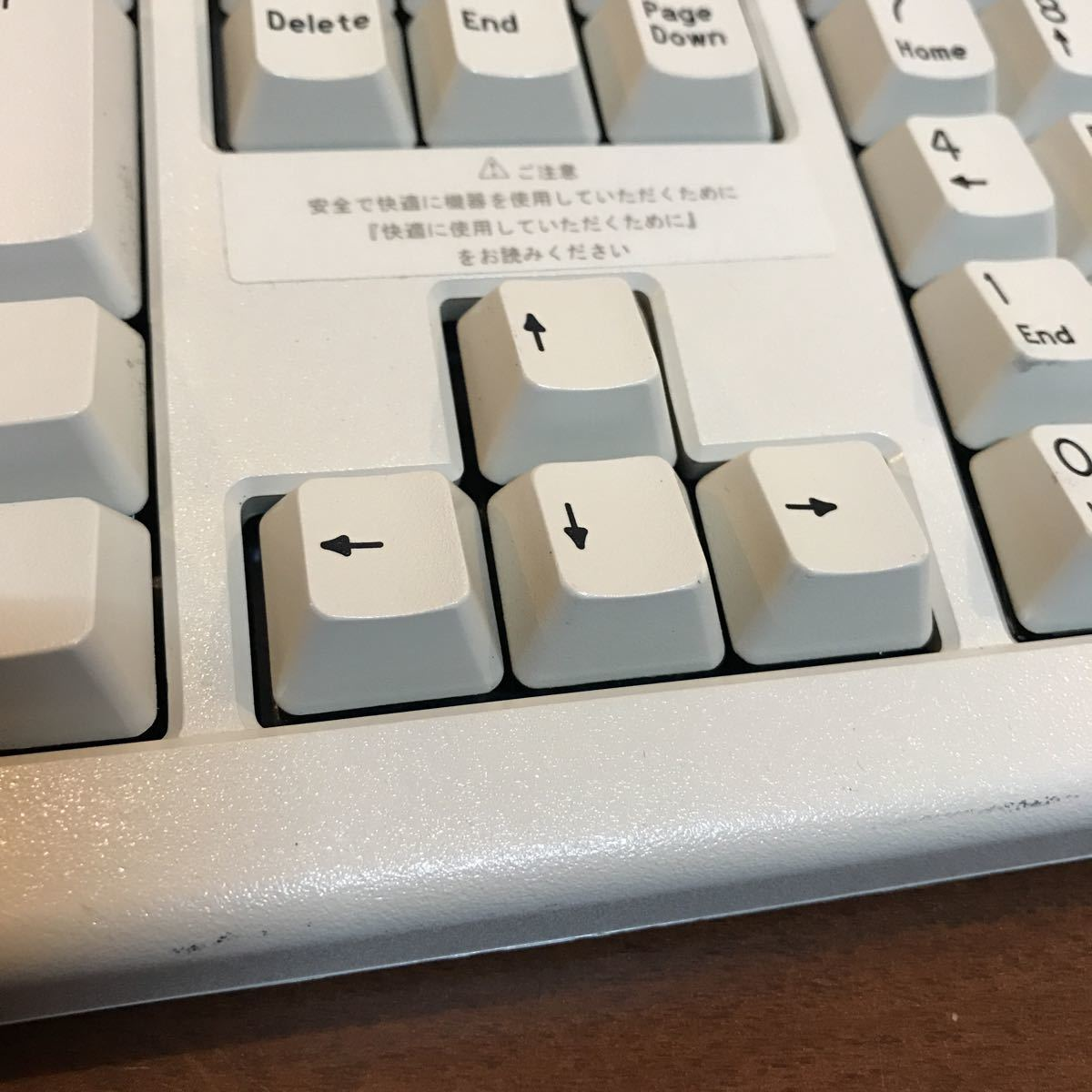 compaq vocalyst keybord made in mexico 美品のジャンク レア品?_画像5