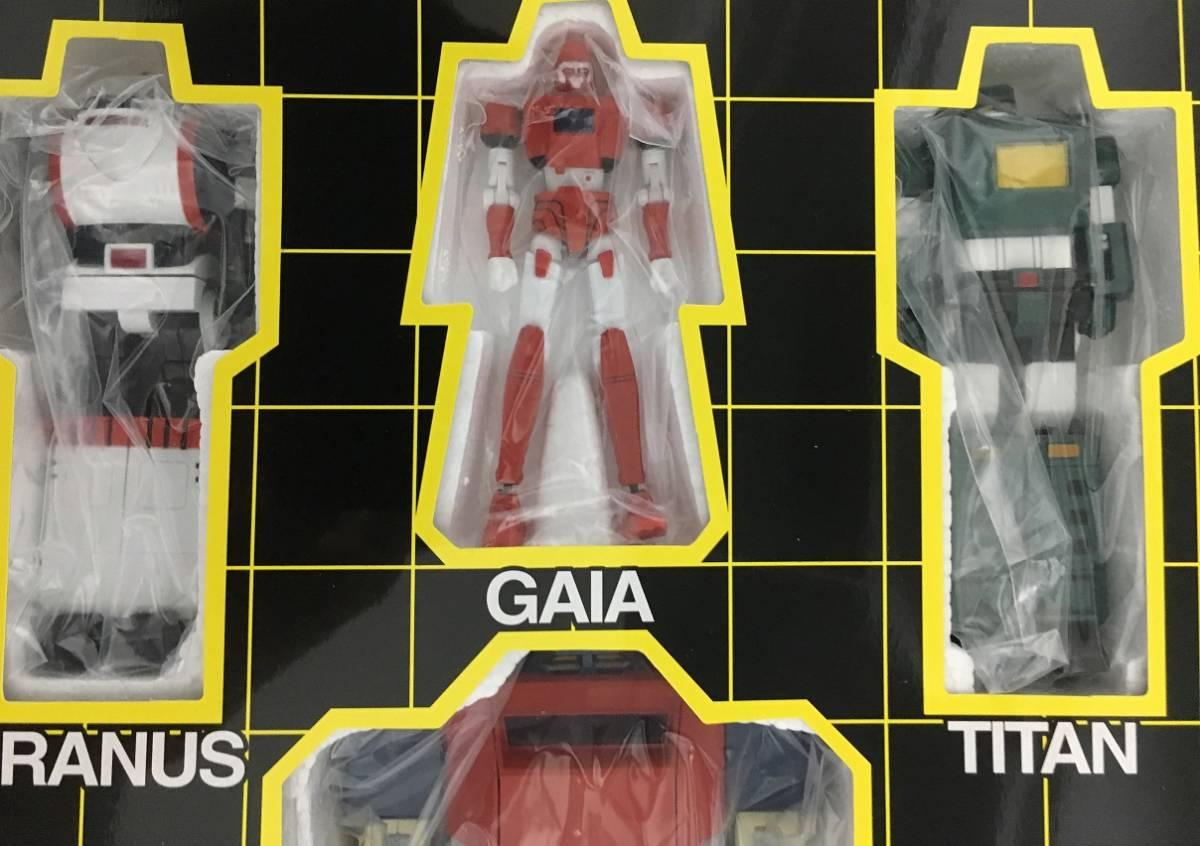 超合金魂 GX-40 六神合体ゴッドマーズ_画像6