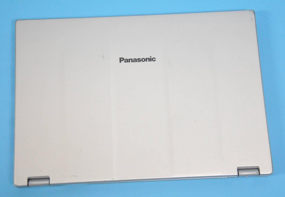 ♪ 良品 使用時間2000H ♪ フルHD タッチパネル Panasonic CF-MX4 Corei3 5010U / メモリ 4GB / SSD128GB / カメラ / Office2016 / Win10_画像3