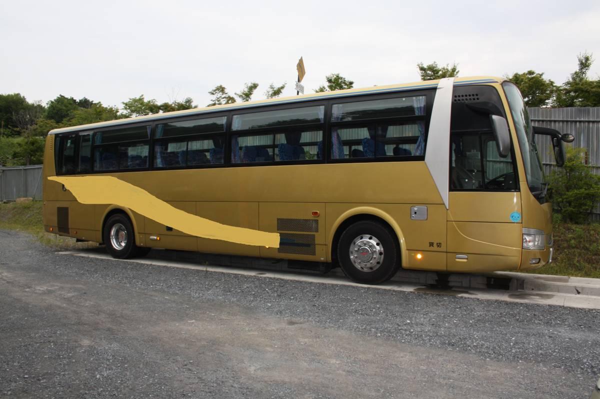 三菱ふそうエアロエース観光バス H20年 定員55人 サロン_画像3