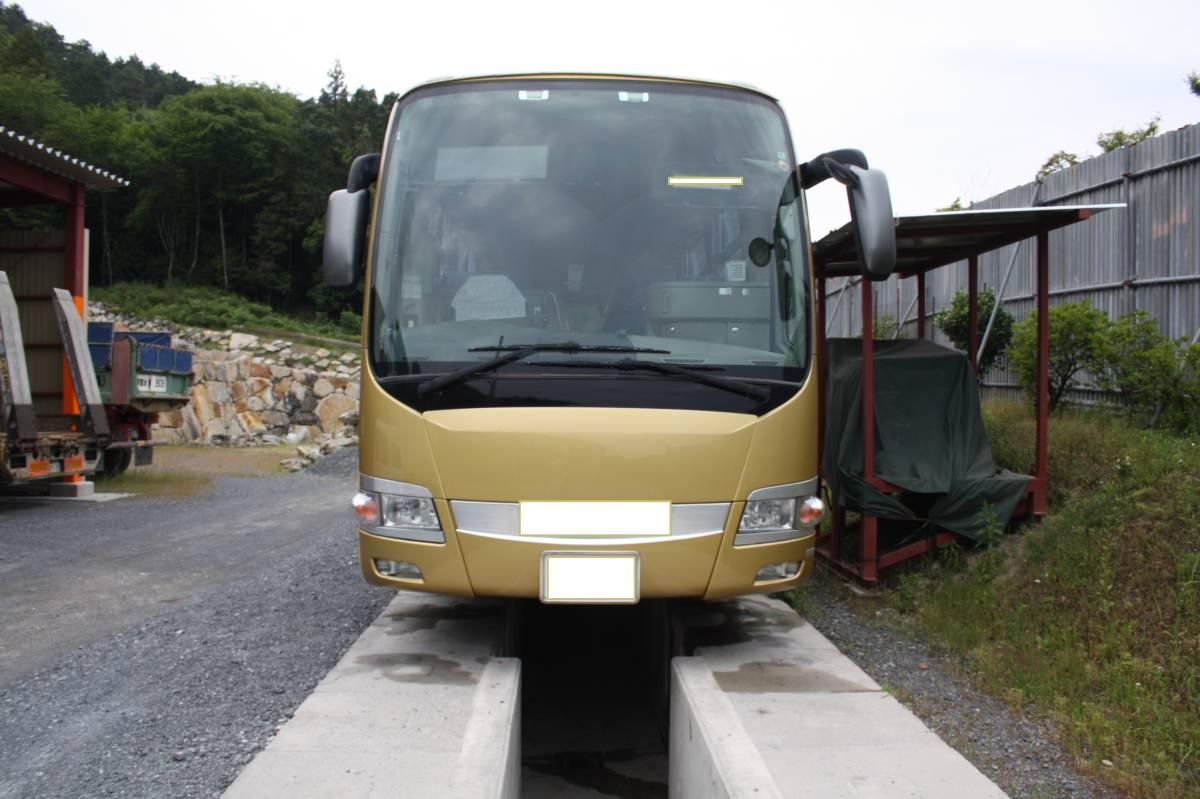 三菱ふそうエアロエース観光バス H20年 定員55人 サロン_画像2