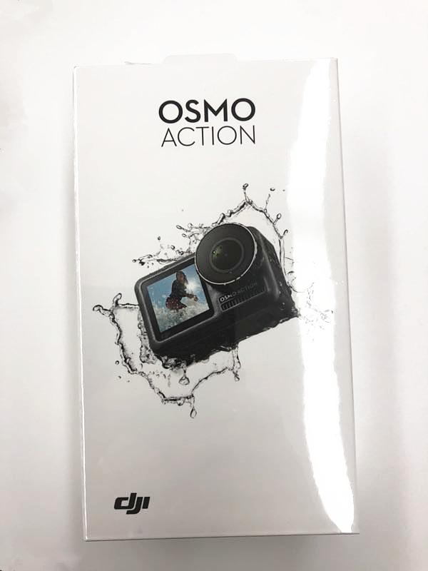新商品◆DJI OSMO ACTION アクションカメラ 4K動画 防水 新品