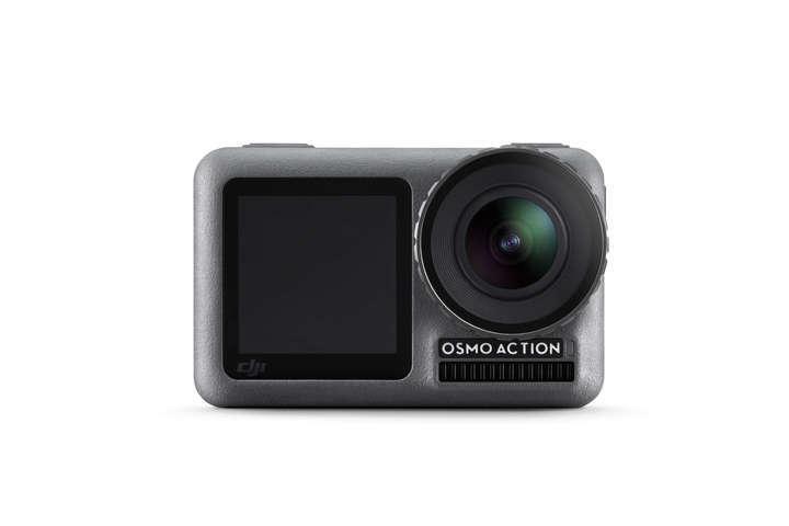 新商品◆DJI OSMO ACTION アクションカメラ 4K動画 防水 新品 _画像2