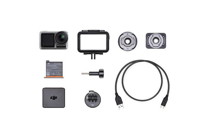 新商品◆DJI OSMO ACTION アクションカメラ 4K動画 防水 新品 _画像6