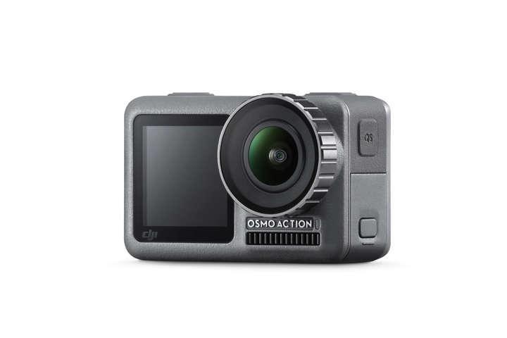 新商品◆DJI OSMO ACTION アクションカメラ 4K動画 防水 新品 _画像4