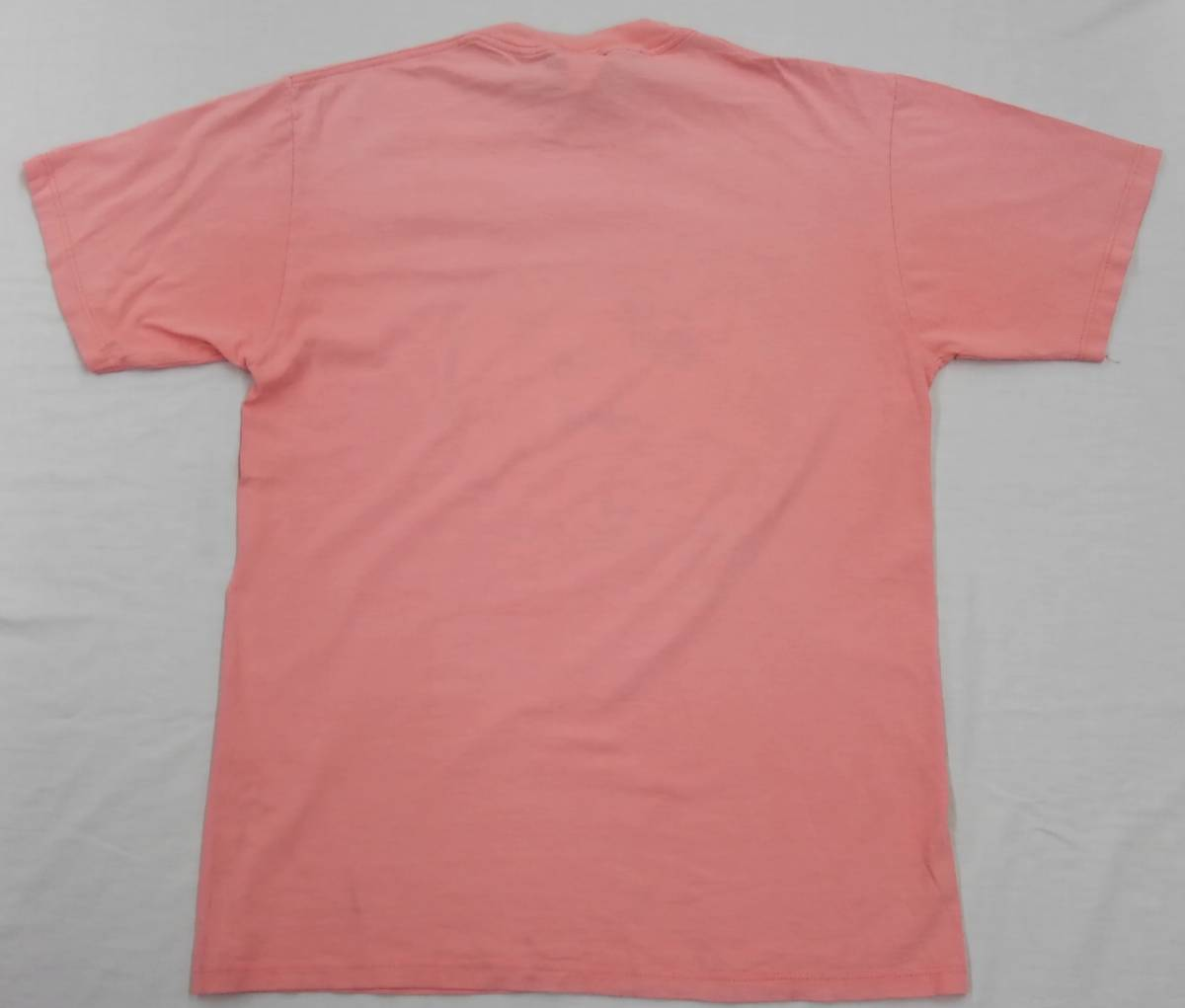 【激レア!!USA製】DISNEY Lサイズ ディズニー ミッキー アメリカ直輸入 Tシャツ ピンク 美品 古着 アメリカ製 #1248-A_画像2
