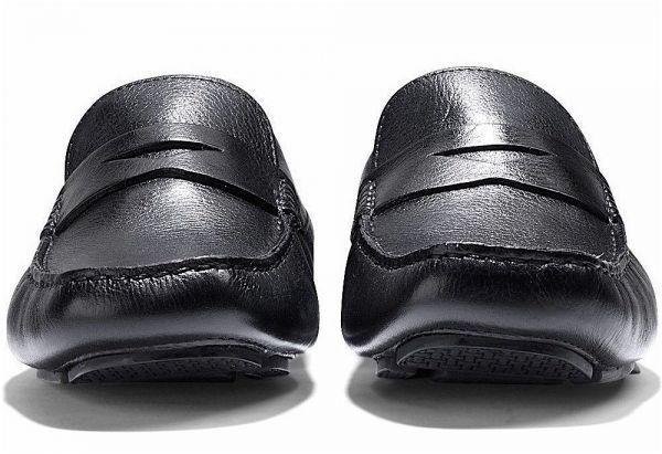 Cole Haan 29.5cm ペニー コイン ローファー ドライビング ブラック 黒 スリッポン レザー 革 スニーカー モカシン ビジネス H103_画像7