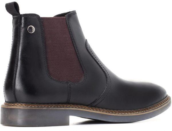 Base London 29cm ブーツ チェルシー ブラック 黒 レザー 革 サイドゴア プレーン ビジネス スニーカー チャッカ ビジネス H289_画像3