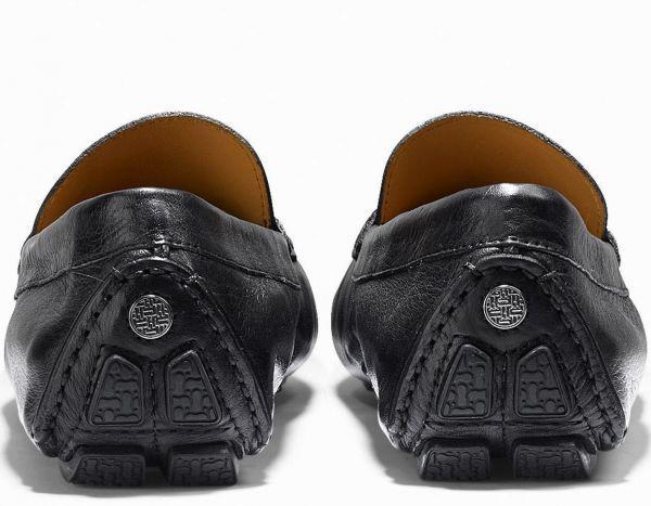 Cole Haan 29.5cm ペニー コイン ローファー ドライビング ブラック 黒 スリッポン レザー 革 スニーカー モカシン ビジネス H103_画像8