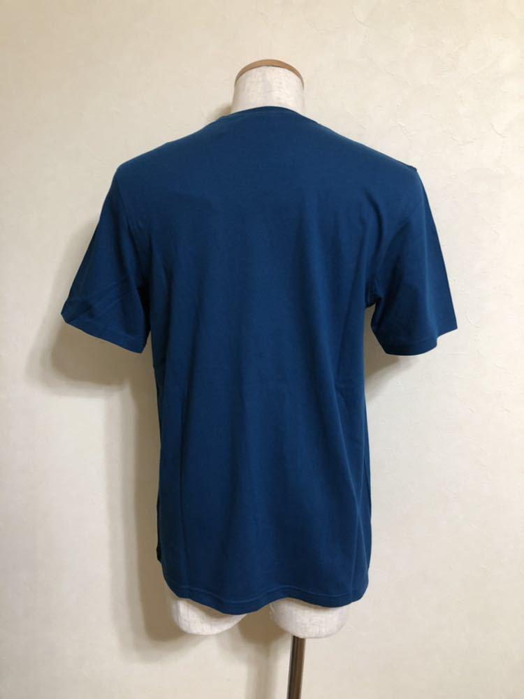 【新品】 adidas originals TREFOIL TEE アディダス オリジナルス トレフォイル ビッグロゴ Tシャツ サイズO 半袖 LEGMAR DV1603_画像2