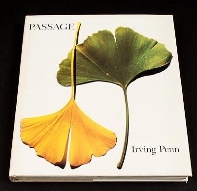 洋書 パッセージ:作品記録 アーヴィング・ペン/ Passage: A Work Record[ハードカバー] Irving Penn(輸入品)_画像2