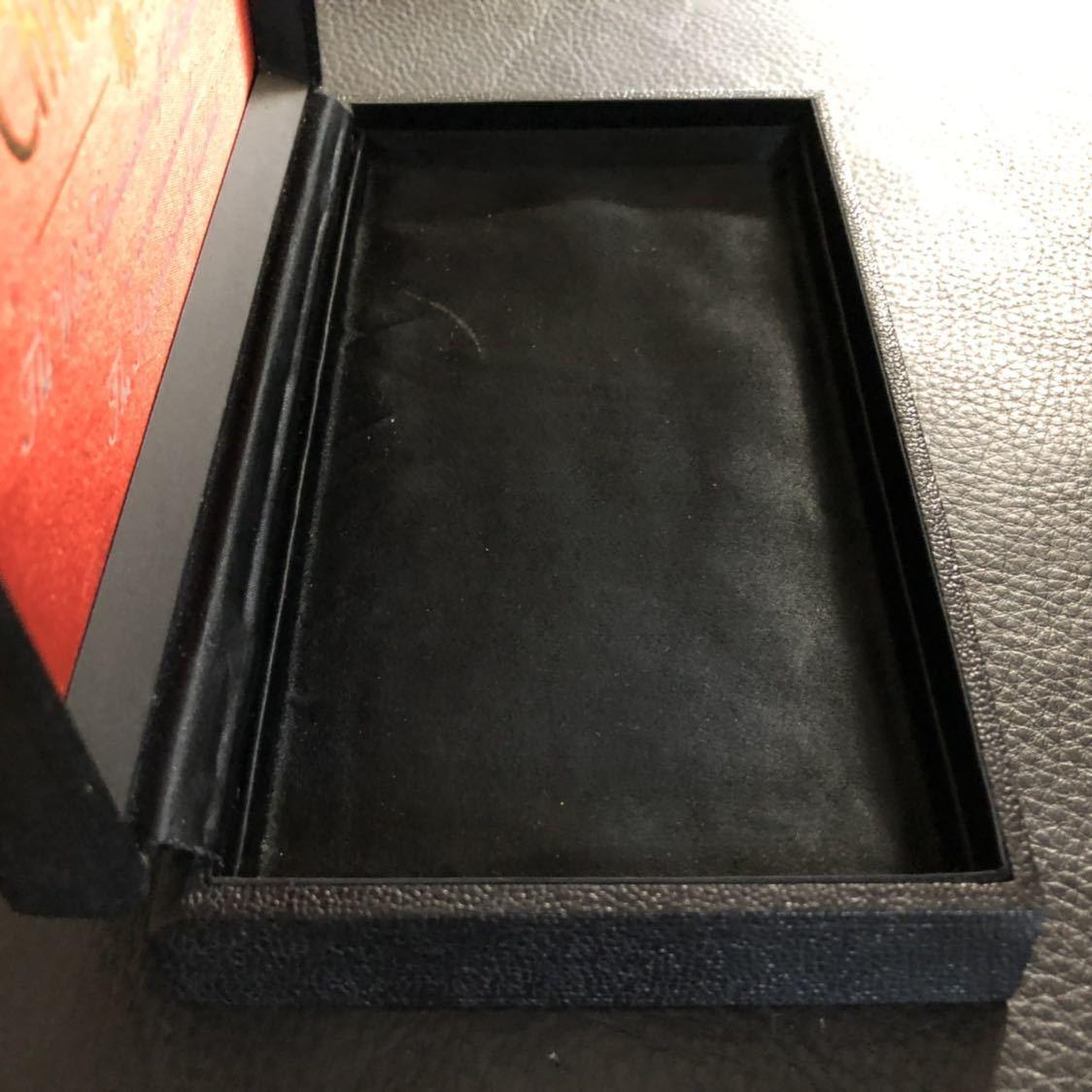 美品 SEIKO クロノメーター専用 腕時計化粧箱 当時物オリジナル品(外箱、敷地シート無し)_画像5