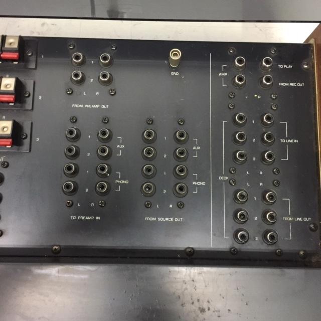 ELENA ELS-80A Hi-Fi System Selector システムセレクター _画像4