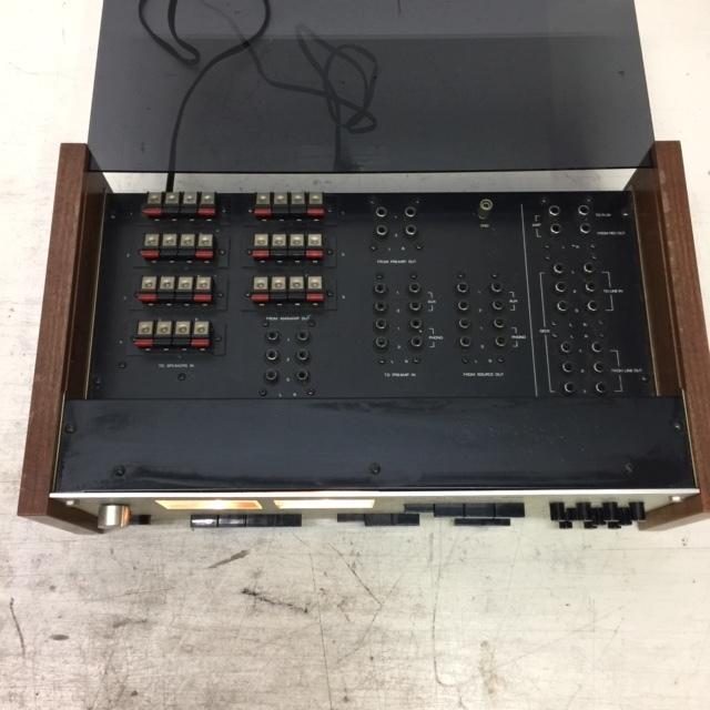 ELENA ELS-80A Hi-Fi System Selector システムセレクター _画像2