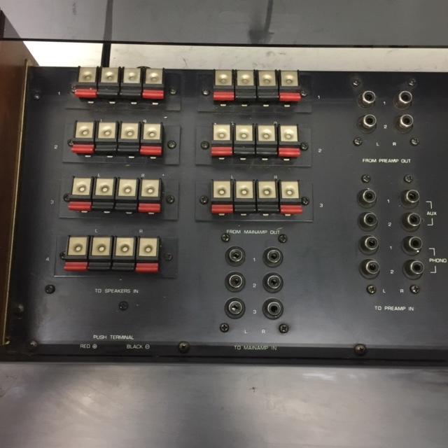 ELENA ELS-80A Hi-Fi System Selector システムセレクター _画像3