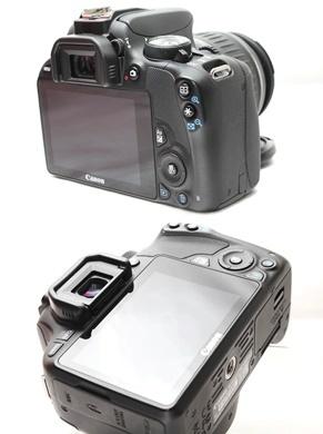 ★【新品級 ダブルレンズ スターターセット】 Canon EOS Kiss X7 ★ EF-S18-55mm II USM EF100-300mm USM ★豪華付属品 SD・取説つき_画像5