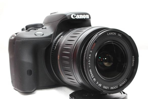 ★【新品級 ダブルレンズ スターターセット】 Canon EOS Kiss X7 ★ EF-S18-55mm II USM EF100-300mm USM ★豪華付属品 SD・取説つき_画像9