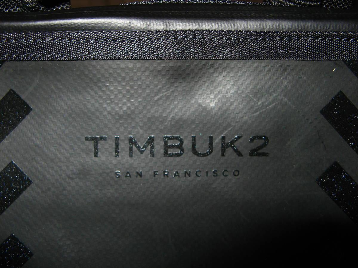 TIMBUK2/ティンバック2 防水リュック/メッセンジャーバッグ 未使用品_画像2