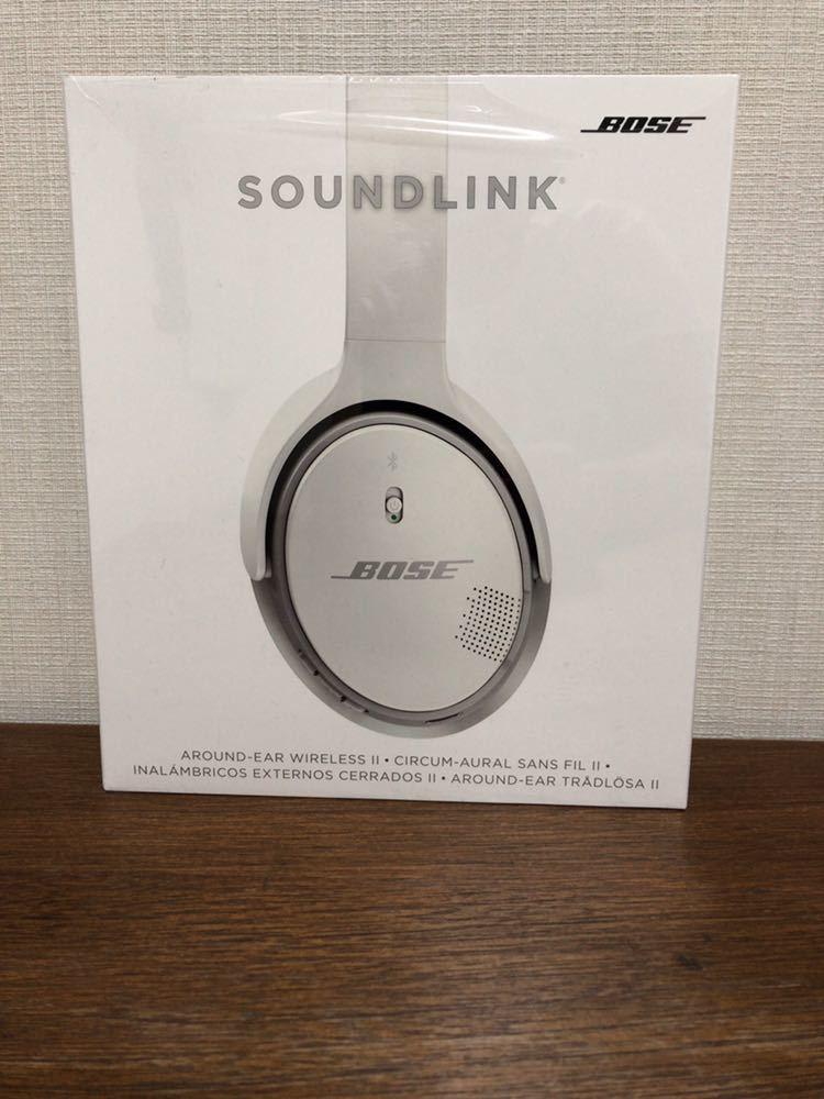 最終値下げ!【ほぼ新品】Bose SoundLink wireless headphones II Bluetooth ワイヤレスヘッドホン ボーズ ヘッドフォン