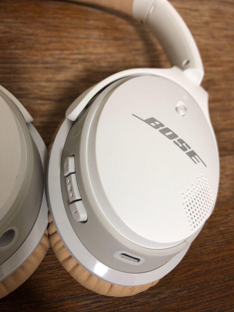 最終値下げ!【ほぼ新品】Bose SoundLink wireless headphones II Bluetooth ワイヤレスヘッドホン ボーズ ヘッドフォン_画像4