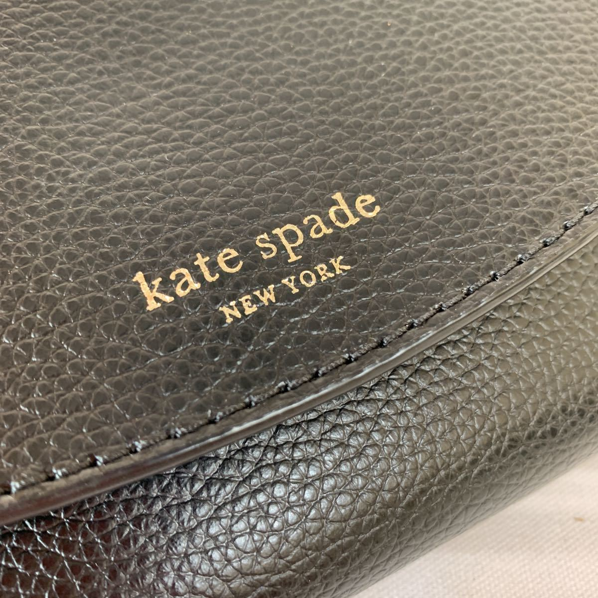 kate spade ケイトスペード ショルダー ショルダーバッグ お財布ショルダー 長財布 肩がけ カード収納 たくさん収納可能_画像4