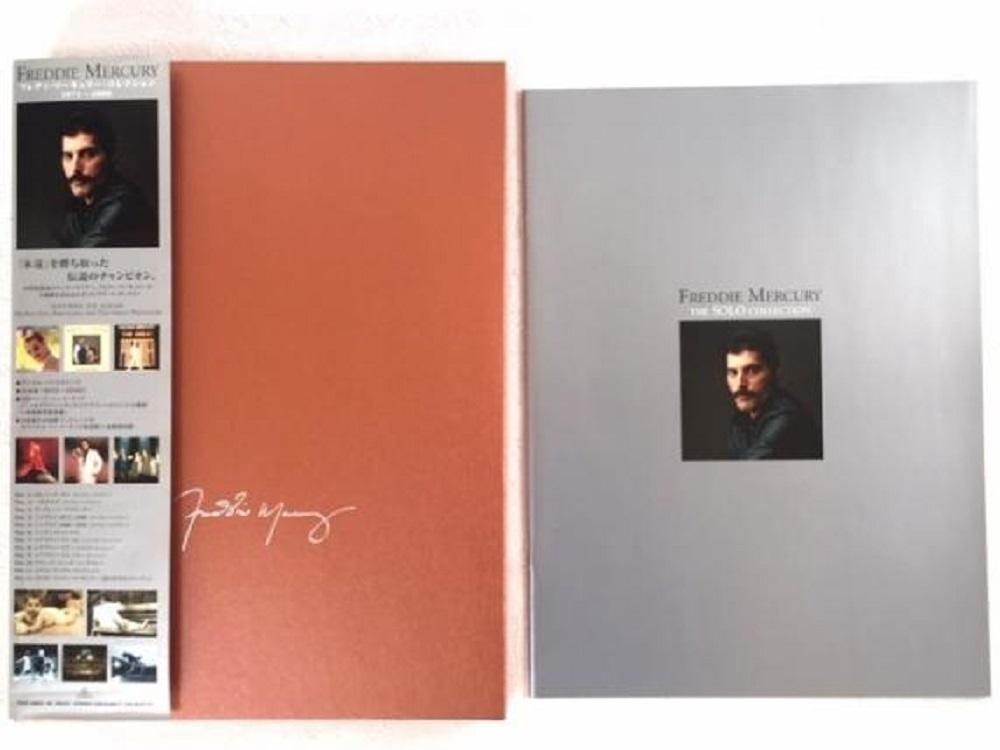 貴重 特価!クイーン QUEEN フレディ・マーキュリー ソロ コレクション 10CD+2DVD ボヘミアン・ラプソディ