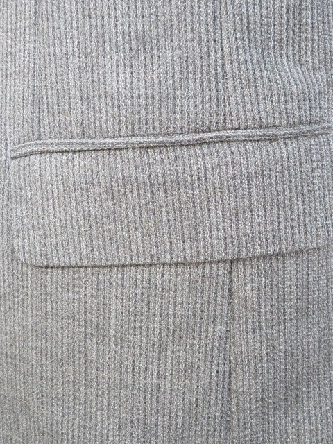 ★☆ ABM-85 シングル3Bスーツ 新品 秋冬 金茶系織柄 日本製 ☆★_画像6