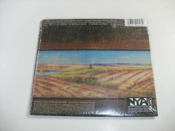 Neil Young International Harvesters/ニール・ヤング『A Treasure』_画像2