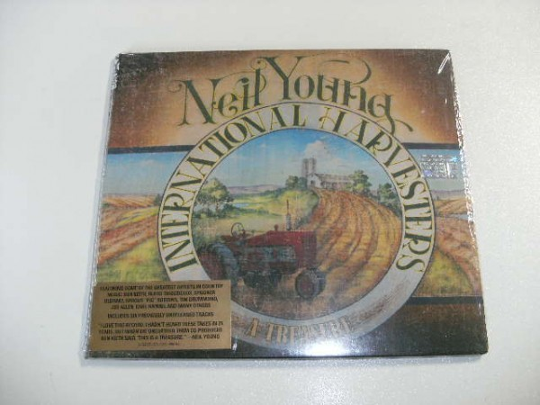 Neil Young International Harvesters/ニール・ヤング『A Treasure』