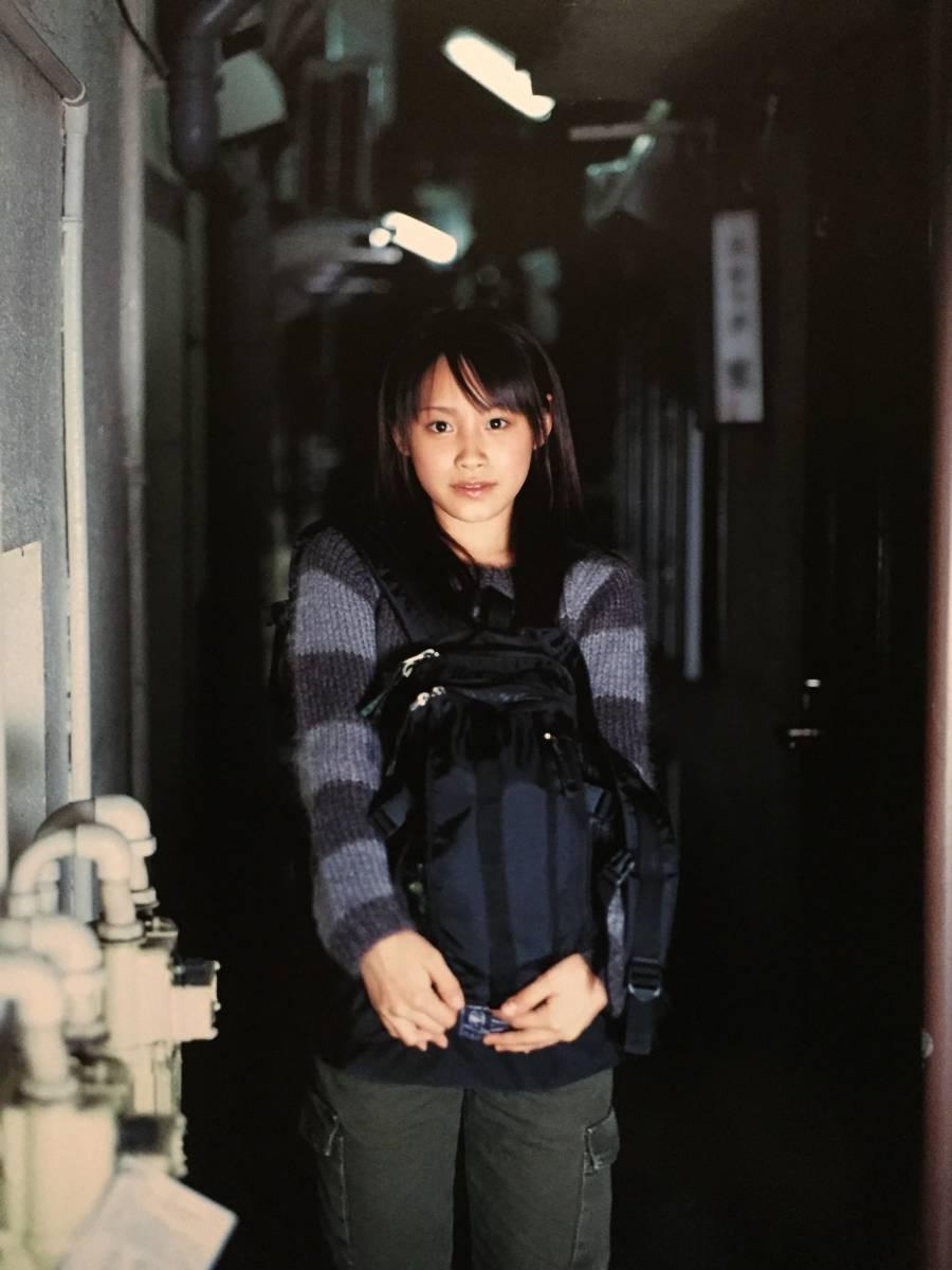 古本 帯なし 写真集 高橋愛 撮影:渡辺達生 モーニング娘。 アイドル あべこうじ 送料¥188~_画像2