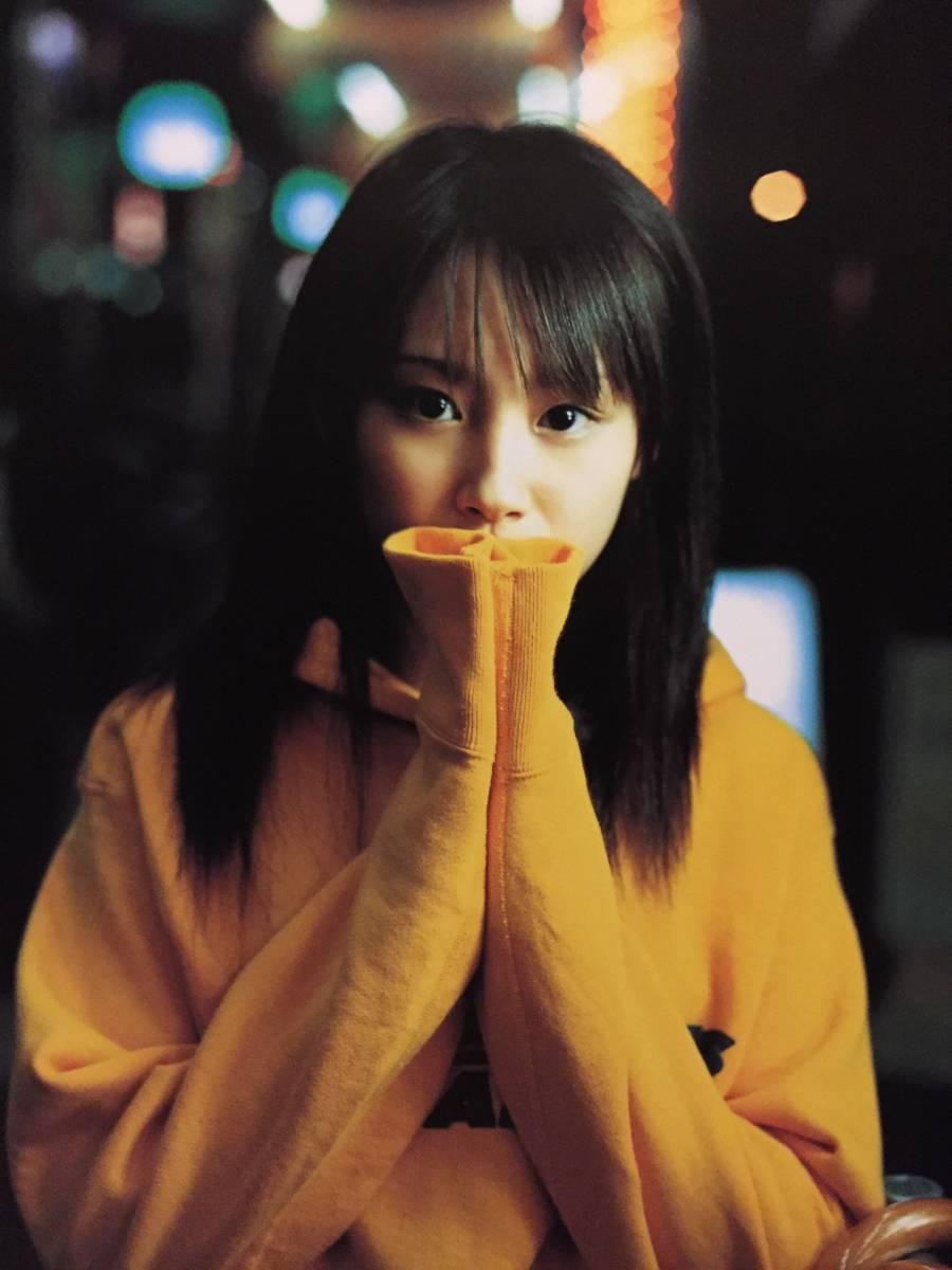 古本 帯なし 写真集 高橋愛 撮影:渡辺達生 モーニング娘。 アイドル あべこうじ 送料¥188~_画像3